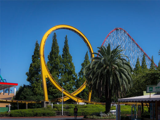 Shuttle Loop @ Nagashima Spa Land